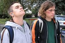 Jedním z filmů, které nabídne Fresh Film Festival, bude i Gympl.