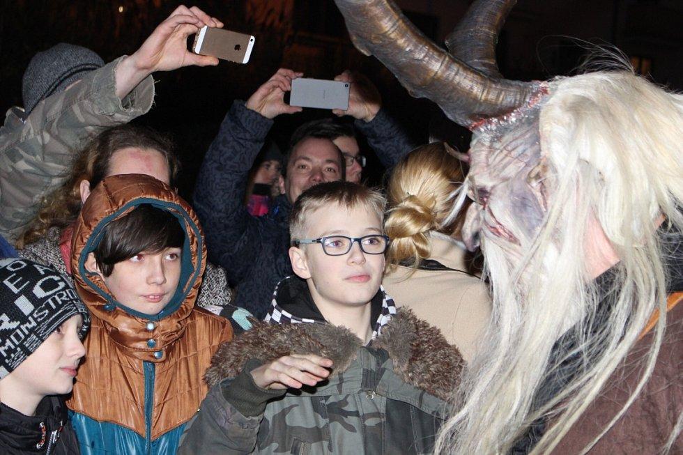 Rej čertů v Sokolově.