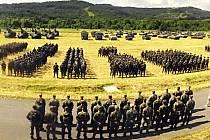 Vojenský výcvikový prostor Hradiště na Doupově bude armáda dále využívat. Bude ale o něco menší.