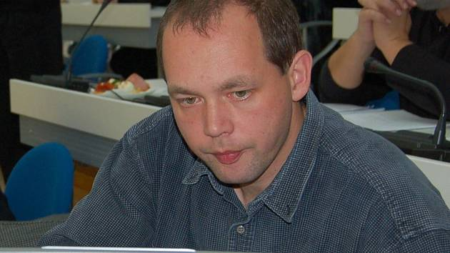 Petr Kulhánek, zastupitel a člen finančního výboru města Karlovy Vary .