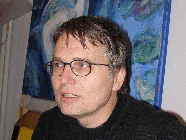 Jan Samec, ředitel Galerie umění