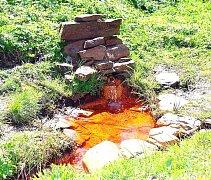 U Knapárny, Barochova (na snímku) a Bočská. Tři vodní zdroje, kterým můžete pomoci.