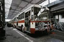 Trolejbusy z Ostrova jezdily v zemích celého světa.