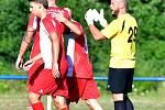 Karlovarská Slavia remizovala 2:2 s mariánskolázeňskou Viktorií.
