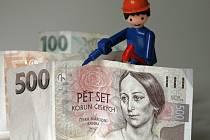 Mzdy v kraji mírně vzrostly, ale stále to není nic moc.