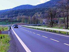 Modernizace silniční sítě Hroznětín II/221.