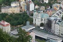 Chrám Maří Magdaleny v Karlových Varech