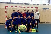Titul mistra republiky v kategorii U15 si připsali na svůj účet hráči v trikotu chebského FC v Plzni.