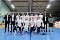 Karlovarsko dnes rozehraje v Turecku v 16 hodin v rámci CEV Challenge Cupu – Vyzývacího poháru čtvrtfinálovou sérii se Spor Toto SC Ankara.