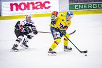 Dohrávané desáté kolo Tipsport extraligy čeká dnes hokejisty karlovarského Energie, kteří přivítají od 17.30 hodin v karlovarské KV Aréně výběr Olomouce.