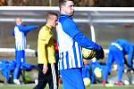 Dvanáct kousků nasázel v ukončené sezoně Fortuna Divize B ostrovský gólový mág Martin Psohlavec.