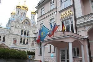 Hotel Eliška.