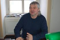Bronislav Grulich, starosta Jáchymova.