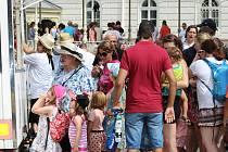 Roztančený festival v krajské režii přilákal stovky lidí.