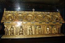 Relikviáře sv. Maura.
