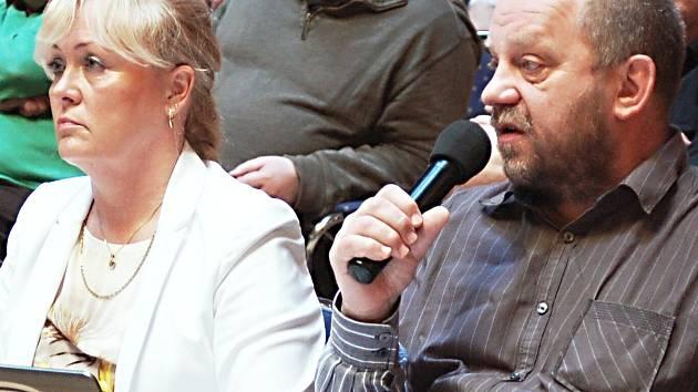 ZASTUPITEL Jiří Kotek patří mezi nejhlasitější kritiky.