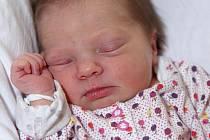 Nella Knapová z Karlových Varů se narodila 22. 10. 2012