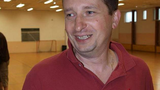trenér  Martin Rubeš