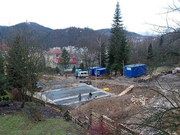 Družstvo Tyršova staví ve městě nové byty. Prodej pozemků provází ale nejasnosti.
