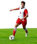 Milan Bartoš by rád slavil s 1.FC Karlovy Vary B postup.