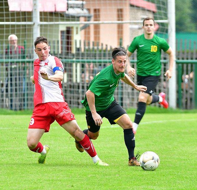 FK Olympie Březová.