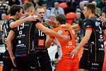 Volejbalisté Karlovarska mají liberecké Dukle co vracet, když je pokořila v loňském finále Českého poháru mužů. Navíc pak mohou do své sbírky přidat páté extraligové vítězství.