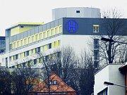Karlovarská krajská nemocnice, nemocnice v Karlových Varech.