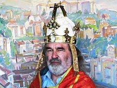 Replika královské koruny z barrandovských ateliérů bude součástí letošních oslav.