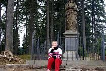 LESOPARK V PERNINKU SE DÍKY LESŮM ČESKÉ REPUBLIKY dočkává obnovy. Tuto aktivitu vítá i perninská radnice, která chce v budoucnu lesopark propagovat.