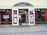Kino Čas v Karlových Varech.