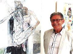 Výtvarník Milan Valášek