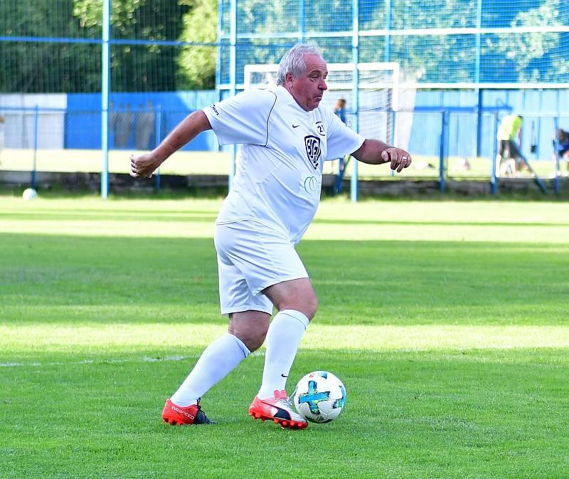 Činovníkům z Dvorů se povedl pořádný majstrštyk. K trenéřině zlákali legendu, Ladislava Vízka.