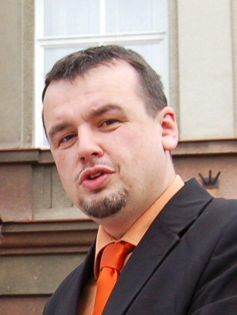 Jan Bureš, starosta Ostrova nad Ohří