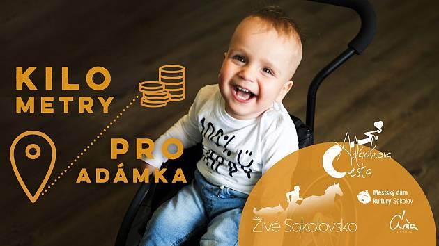 Pomozte pohybem: Kilometry pro Adámka, který potřebuje lék, ten však stojí desítky milionů korun.