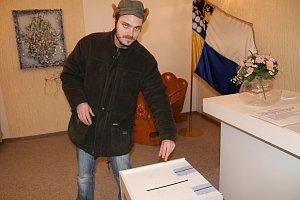 Druhé kolo prezidentských voleb v Karlovarském kraji.