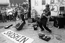 Největším lákadlem festivalu bude britská kapela Shosin
