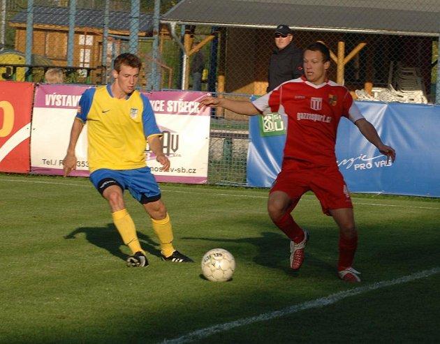 Spartak Chodov porazil rakovník 2:1