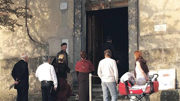 V kostele v Sedleci se pravidelně pořádají i koncerty, jejichž výtěžek jde na opravy. Letos jich bude kolem dvanácti a nabídnou kromě vážné hudby i swing nebo jazz.