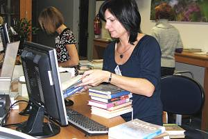 KRAJSKÁ KNIHOVNA nabízí kromě knih také svazky v digitální podobě.