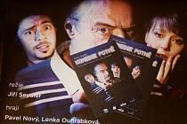 Potmě. Černá komedie Petera Shaffera. V hlavní roli se v karlovarském divadle představí herec Pavel Nový.