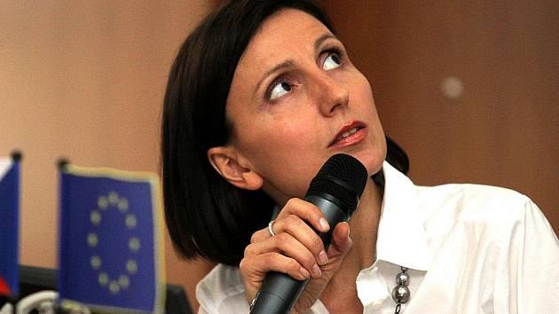 BARBORA WENIGOVÁ je iniciátorkou unikátního projektu, který letos vyvrcholí v Karlovarském kraji.