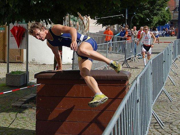 Světovou novinkou Ostrovské Xterry 2009 je Super sprint.