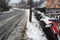 Nehoda v Odeři