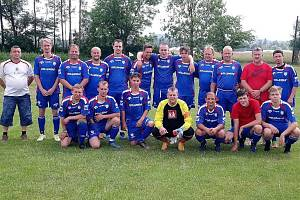 Fotbalisté útvinského Sokola se po sedmi letech opět představí v okresním přeboru mužů Karlovarska.