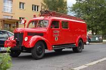 Oslavy 130 let hasičského sboru v Nové Roli