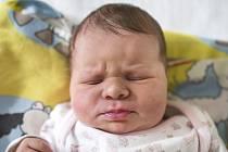 Anetka Fischerová ze Sokolova se narodila 5. října 2019