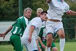 Utkání krajského přeboru Sokol Citice – FK Union Cheb 0:5.