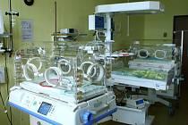 Předčasně narozené děti najdou dočasné útočiště v inkubátorech