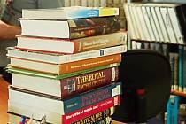 K jubileu připravila krajská knihovna řadu akcí.