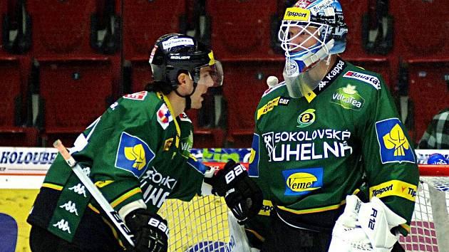 HC Energie Karlovy Vary - HC Vítkovice Steel 3:1